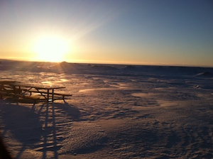 Presque Isle Snow