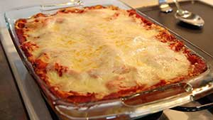 icon lasagna